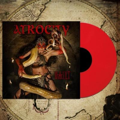 atro red vinyl