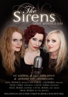 THE SIRENS LATIN AMERICA 2015
