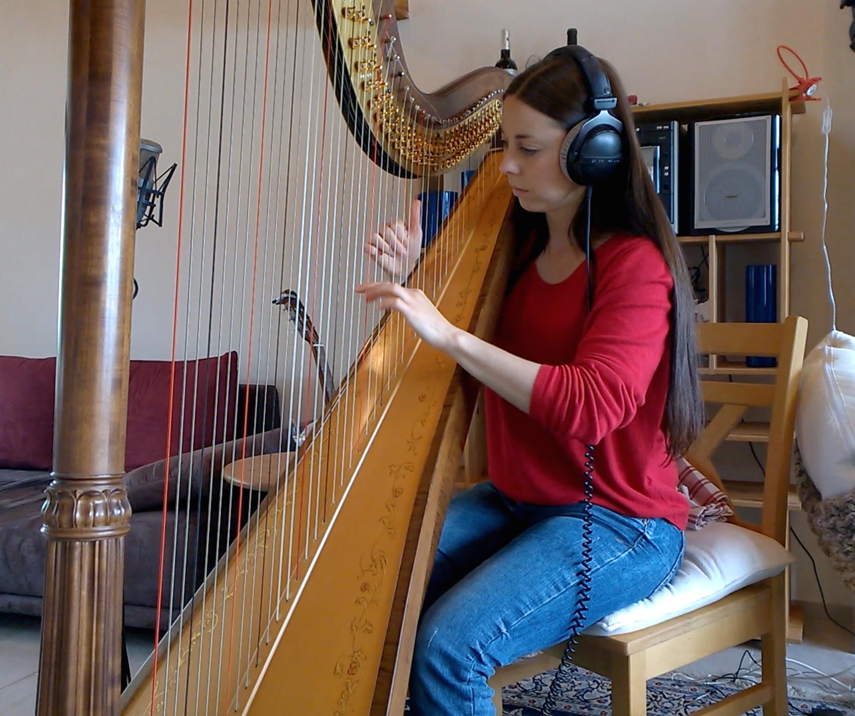 Kathrin harp